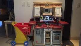 Cocina de juego para niños - Step 2