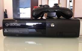 Xbox 360  negro super slim 500gb
