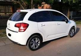 Vendo Citroen C3 mod 2013 impecable