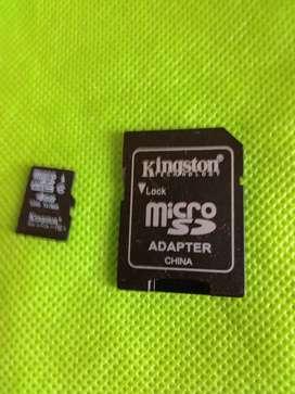 Vendo micro  memorias SD originales en Arequipa