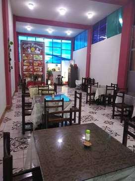 Traspaso Quinta Restaurant