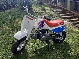 Honda Z50r 1992 100% Original Perfecta