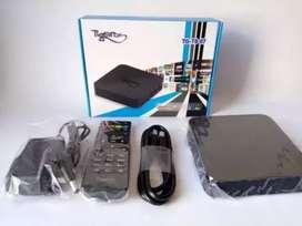 Excelente Tv Box 8gb Ram 1gb - 4K  Quad Core Convierte Tv A Smart Tv Android