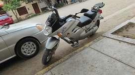 Cf250 moto