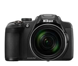 Cámara Profesional Nikon Coolpix P610