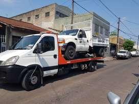 Auxilio Mecánico Grúas 24HS en San Justo