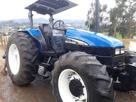 Vendo tractor NEW Holland TL100
