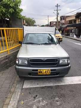 Mazda b2200 modelo 1998
