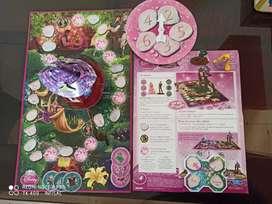 Juegos de mesa - Princesas Disney Enredados Torre mágica 3D rapunzel  Hasbro - no monopolio