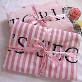 Toalla Victoria's Secret Pink Playa Piscina Baño