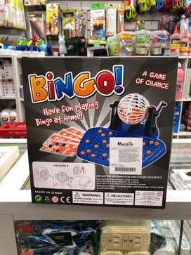 Bingo balota
