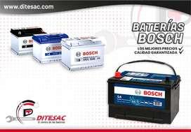 Baterías Bosch para Vehículos
