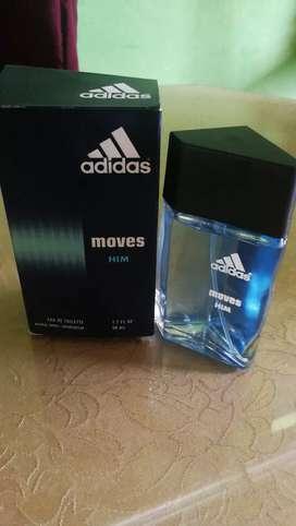 Perfume Adidas. Movés Him