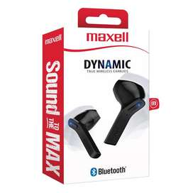 Audifono earbuds bluetooth Maxell