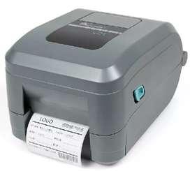 Impresoras zebra de etiquetas de escritorio