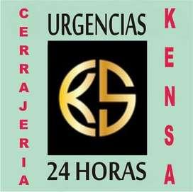 Cerrajeria Kensa Urgencias Las 24 Horas