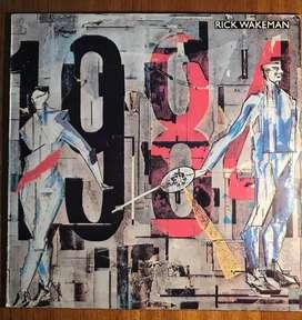 Vinilo de Rick Wakeman - 1984