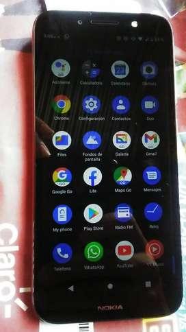 Se vende celular nuevo Nokia c1 plus 32 gigas