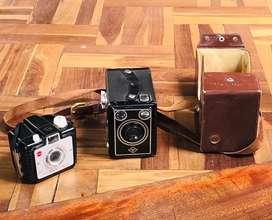 Camaras fotograficas antiguas Conservadas 9 de 10