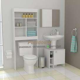 Mueble optimizador de baño tuhome bath 20 / muebles para boño
