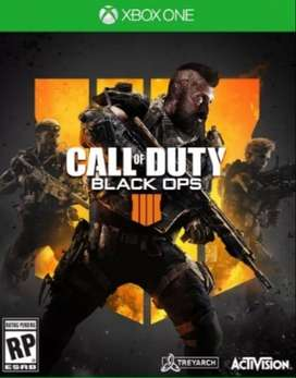 Call Of Duty Black Ops 4 Xbox One, Físico