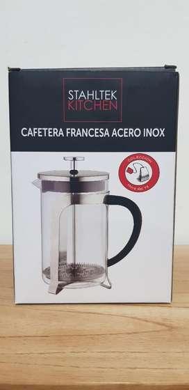 Cafetera Francesa Nueva