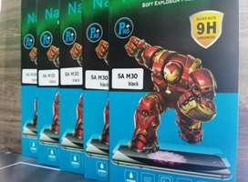 Mica Nano Gel Completa Samsung A30