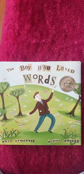 Libro The Boy Who Loved Words