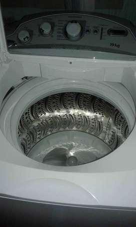 Lavadora Centrales Automática