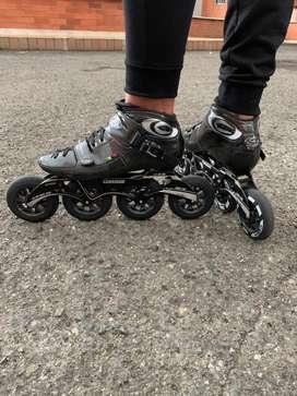 Vendo patines profesionales Cityrun