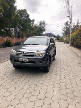 Venta Toyota Fortuner
