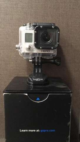 Go Pro Hero 3 White impecable