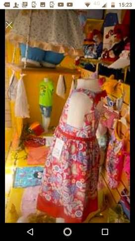 Venta Fondo de Comercio (ropa de niños)