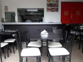 Traspaso restaurante/chifa