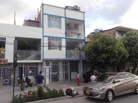 Se arrienda apartamento en Villa Alejandra, detras de los pinos consta de 3 alcobas, sala-comnedor, baño, patio y cocina