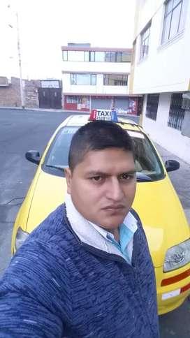 busco un taxi a cargo tengo la licencia tipo C experiencia al volante