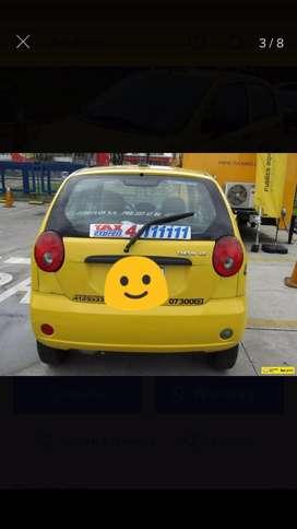 Vendo taxi spark 2019