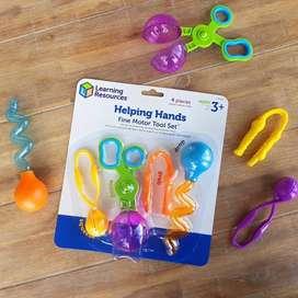 uguete Educativo / Herramientas Ciencia / Helping Hands/ 3+