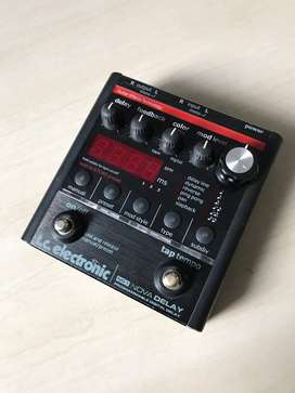pedal tc electronic nova delay nd1