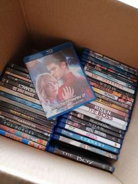 Lote Películas Blu Ray
