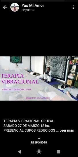 Terapia vibracional y Reiki