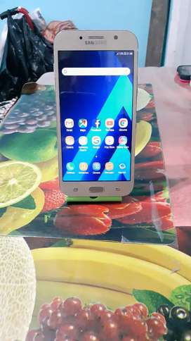 Samsung A7 2017 Duos De 32Gb Detalle Leer