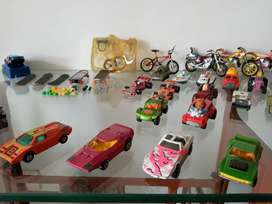 Carros de colección marca MATCHBOX