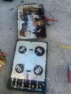 Servicios técnicos y mantenimientos para estufas y calentador de agua
