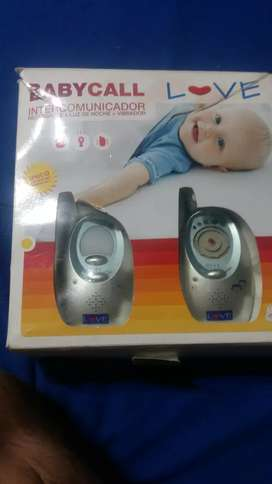 vendo intercomunicador completo