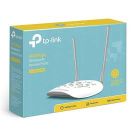 Router Tp Link Tl Wa801nd Repetidor Internet Access Point Wifi Red PC segunda mano  Perú