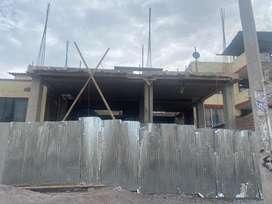 Vendo residencia de estudiantes en construccion, incluye planos, permisos. Se encuentra en zona residencial cerca UNACH
