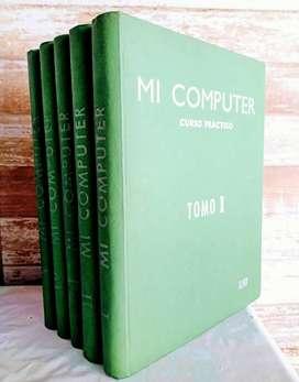 MI COMPUTER - Curso Práctico - Colección de 1987 (5 Tomos)