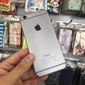 Iphone 6 color  plomo