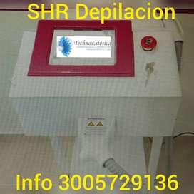 SHR IPL DEPILACIÓN